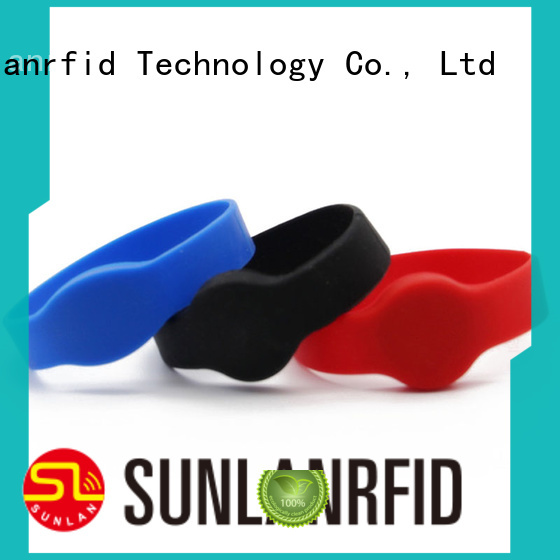 classic wristband rfid series for daily life
