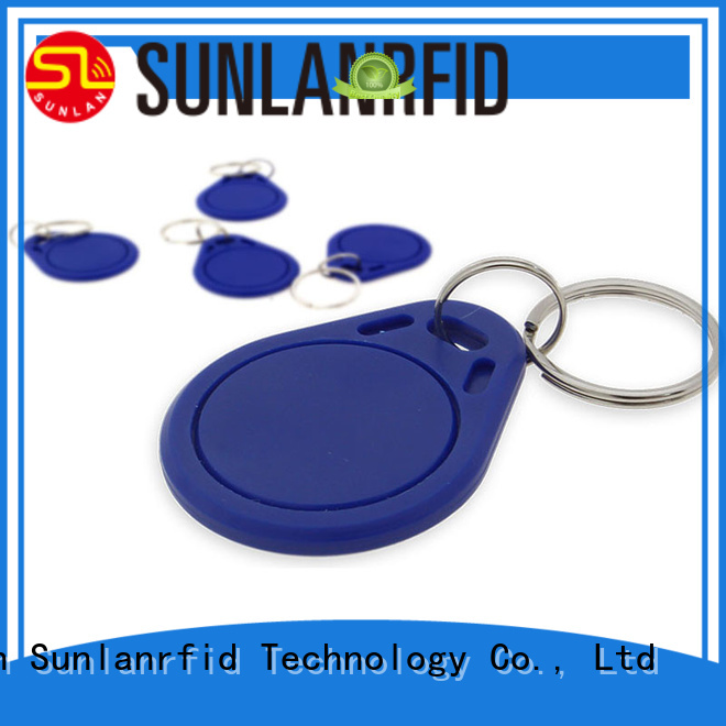 Sunlanrfid classic aftermarket car keys supplier for parking