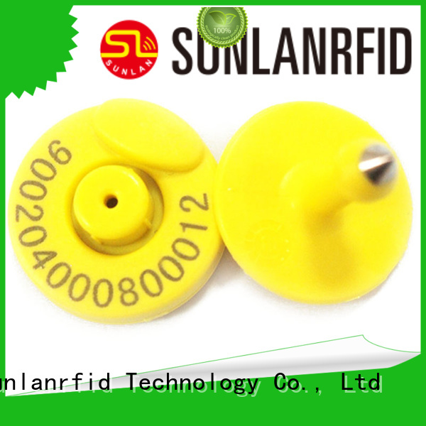 online animal ear tag tag for transportation Sunlanrfid