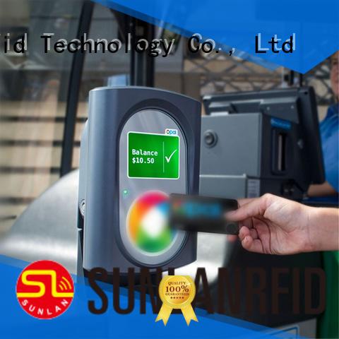 Sunlanrfid hot sale transport card wholesale for subway