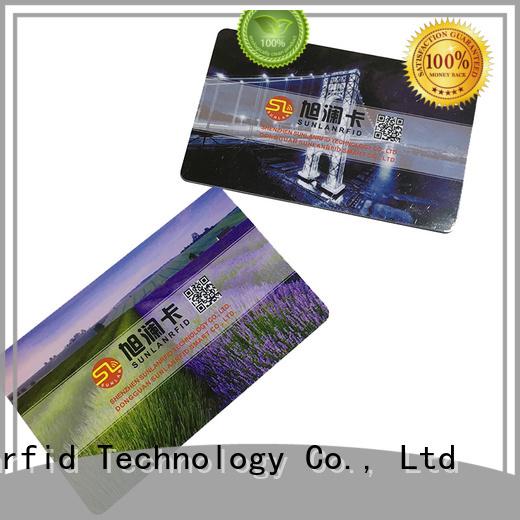 sunlanrfid magnetic card series for transportation Sunlanrfid