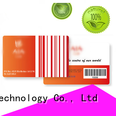Sunlanrfid online best loyalty cards manufacturer for time and attendance