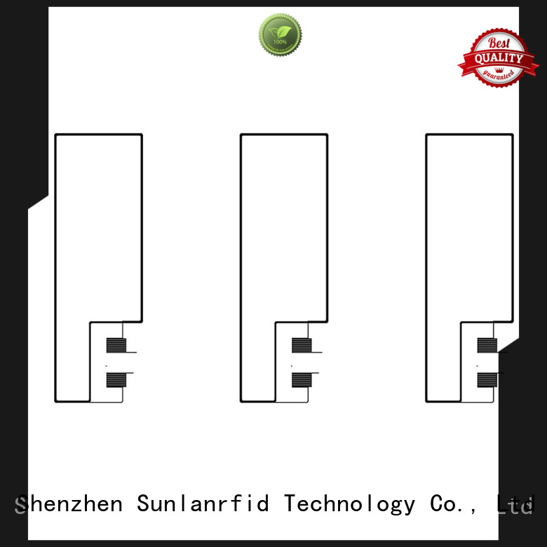 interface dual sheet OEM dual interface card Sunlanrfid