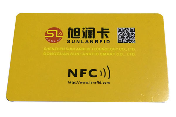 Sunlanrfid card nfc smart card production for time and attendance-3
