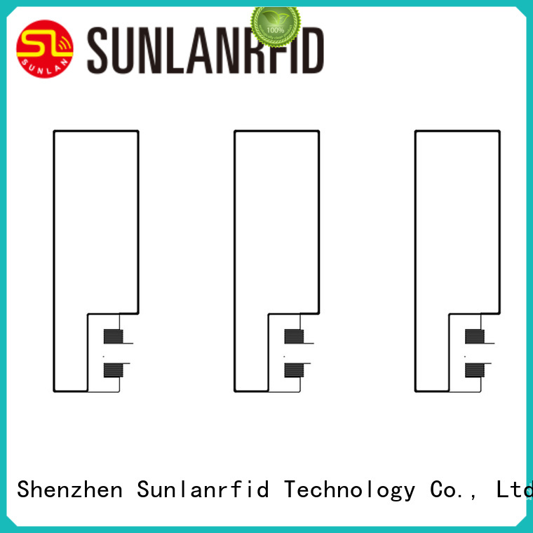 Sunlanrfid online dual interface card sheet for transportation
