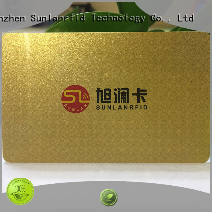 Sunlanrfid nfc blank nfc card price for access control