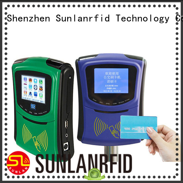 Sunlanrfid hot sale transit center series for daily life