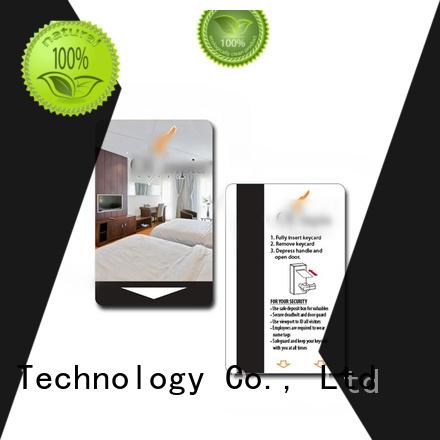 hotel card supplier for opening door