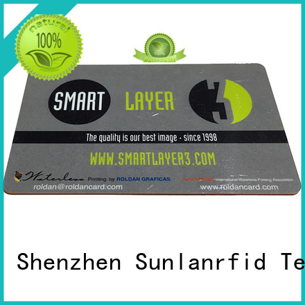 online non contact ic card card company Sunlanrfid