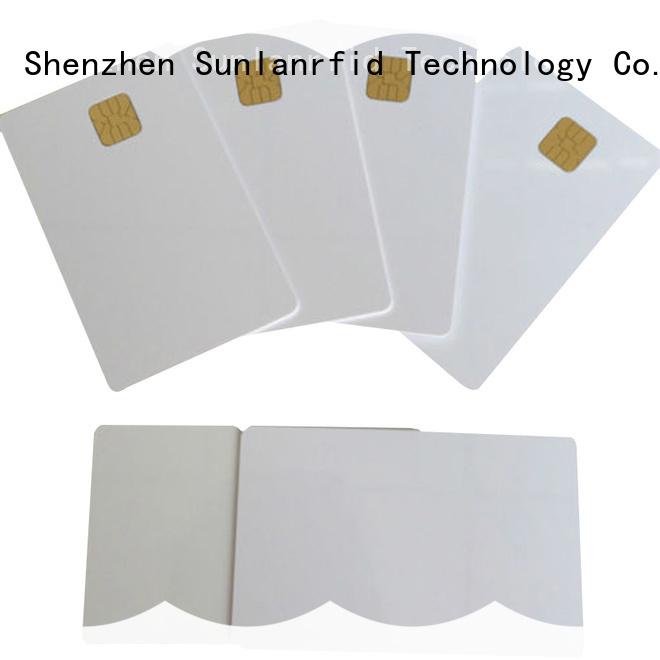 Sunlanrfid Top smart card laptop supplier for transportation