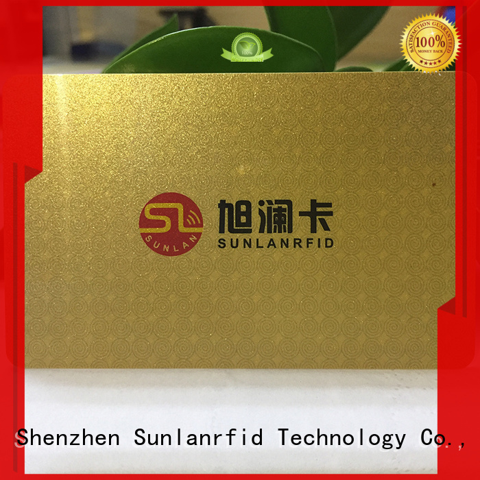 smart card nfc card nfc card Sunlanrfid Brand