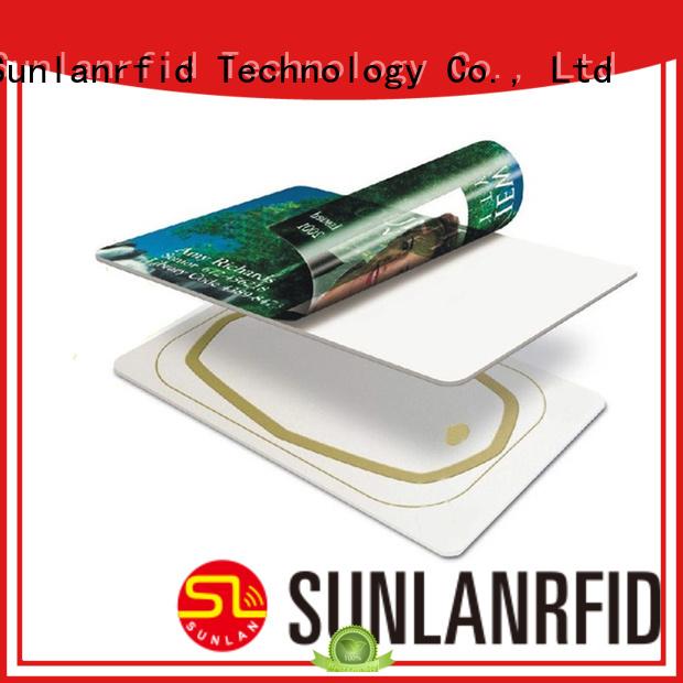 prelam 125khz rfid inlay hitag factory Sunlanrfid