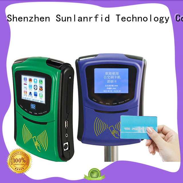 Sunlanrfid hot sale metro bus card mifare for daily life