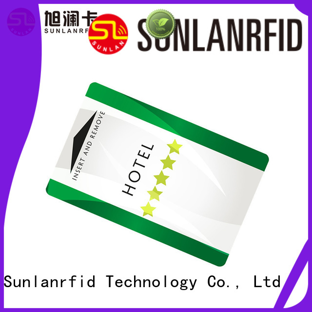 Sunlanrfid Best do hotel cards contain personal information manufacturers for daily life