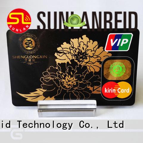 Sunlanrfid online prepaid debit card usa factory for transportation