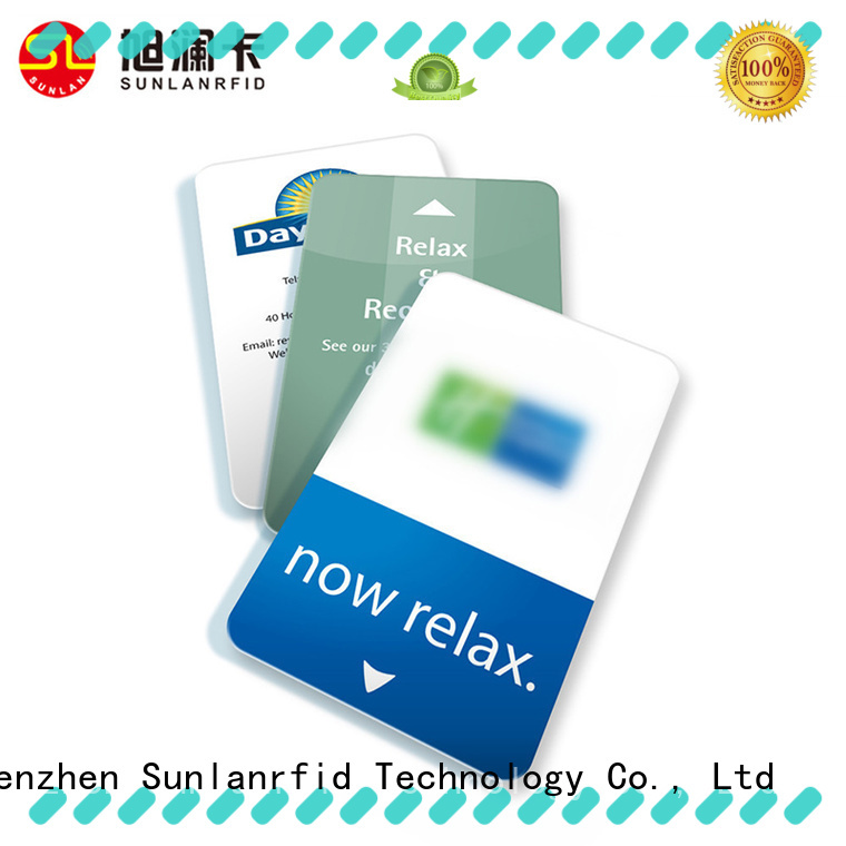 Sunlanrfid New hotel key card door entry systems Suppliers for daily life