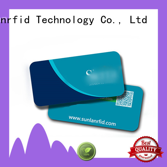 Sunlanrfid cost of disabled parking permit manufacturers for daily life