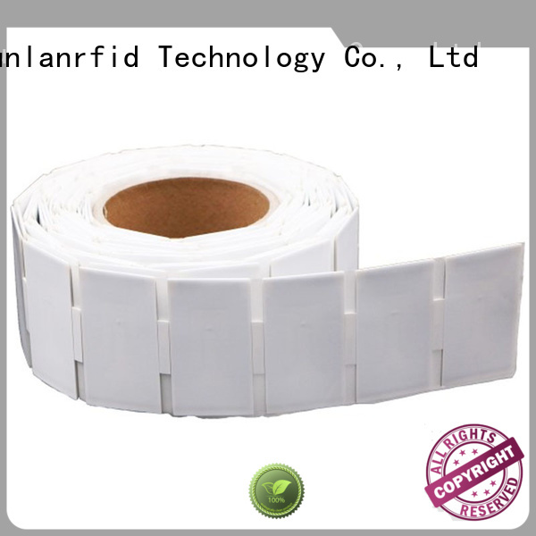 Sunlanrfid online rfid sticker production for time and attendance