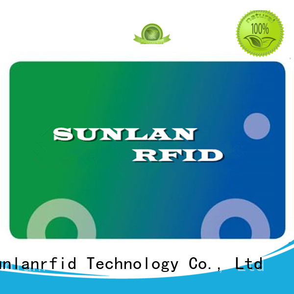Sunlanrfid or ticket restaurant saldo supplier for shopping Center