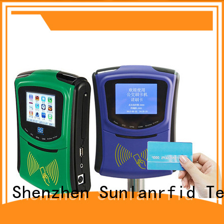 Sunlanrfid Best metro tap card prices manufacturers for bus