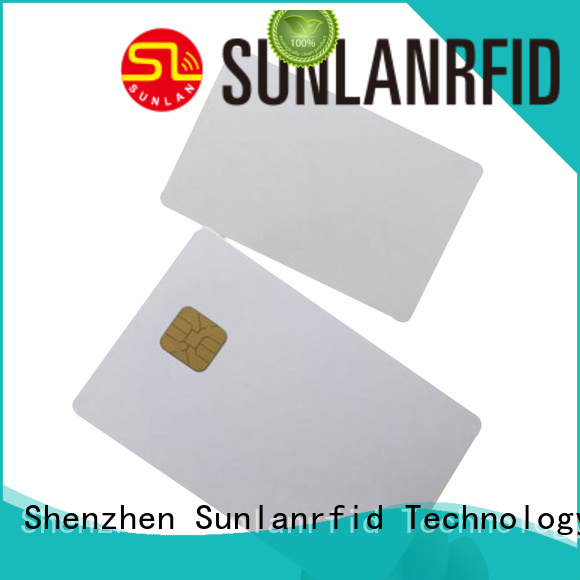 Sunlanrfid ic card series for parking