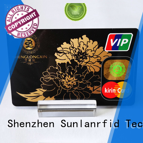 Sunlanrfid online best prepaid cards series for transportation