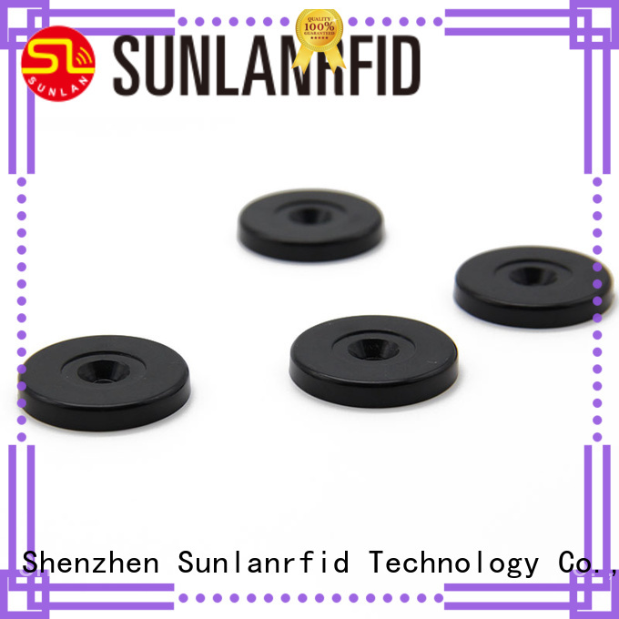 Sunlanrfid durable nfc coin tag tag for parking