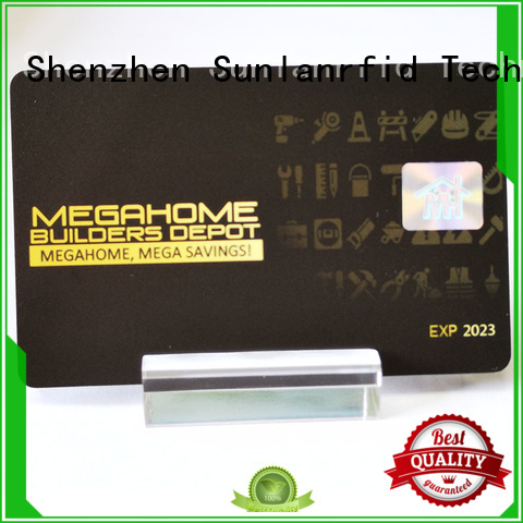 Sunlanrfid desfire transit card card for daily life