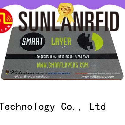 Sunlanrfid card hid proximity card programmer Supply for transportation