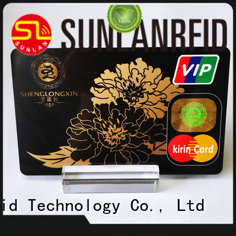 Sunlanrfid quality best prepaid cards price for access control