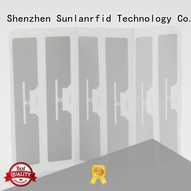 Sunlanrfid online label rfid supplier for shopping Center
