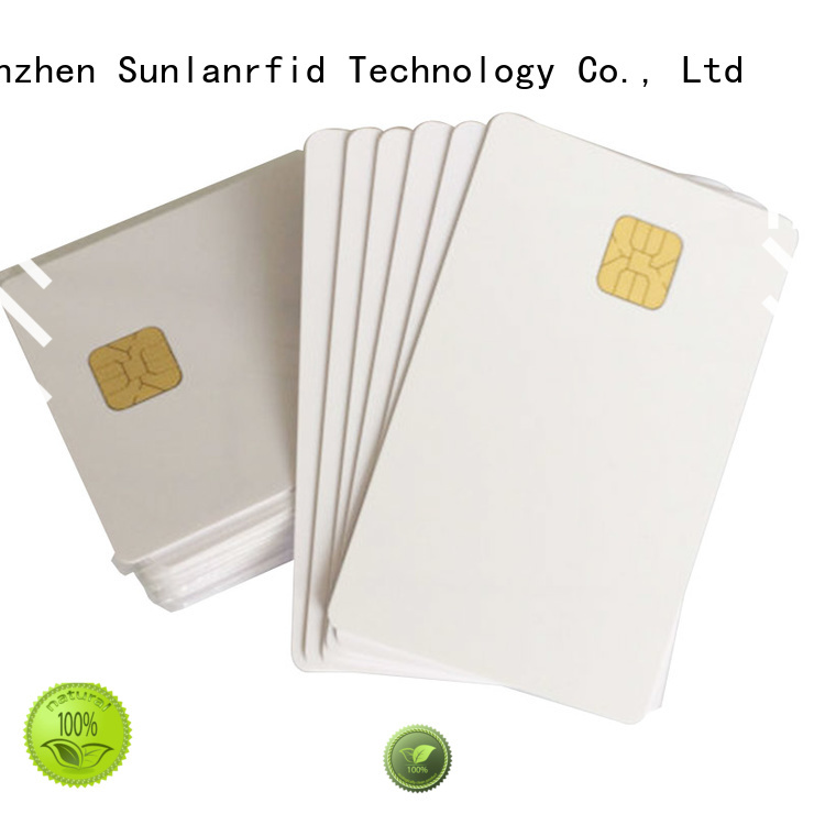 Sunlanrfid quality mifare card series for access control