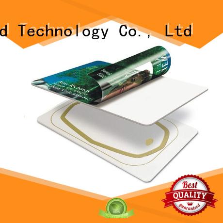 prelam antenna Sunlanrfid Brand chip inlay