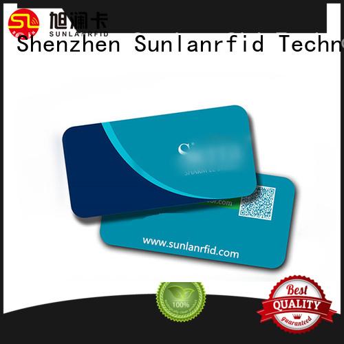 chip hotel key card hotel factory Sunlanrfid