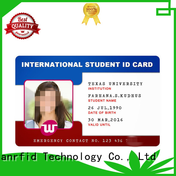 student card sli series for time and attendance