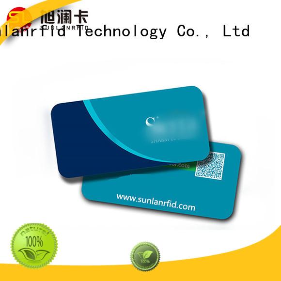 card key OEM room key card Sunlanrfid