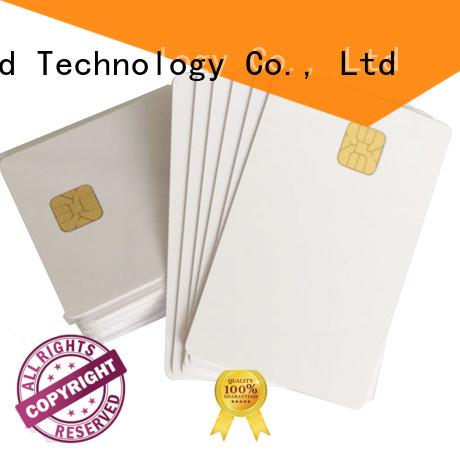 contact contact card card smart Sunlanrfid company