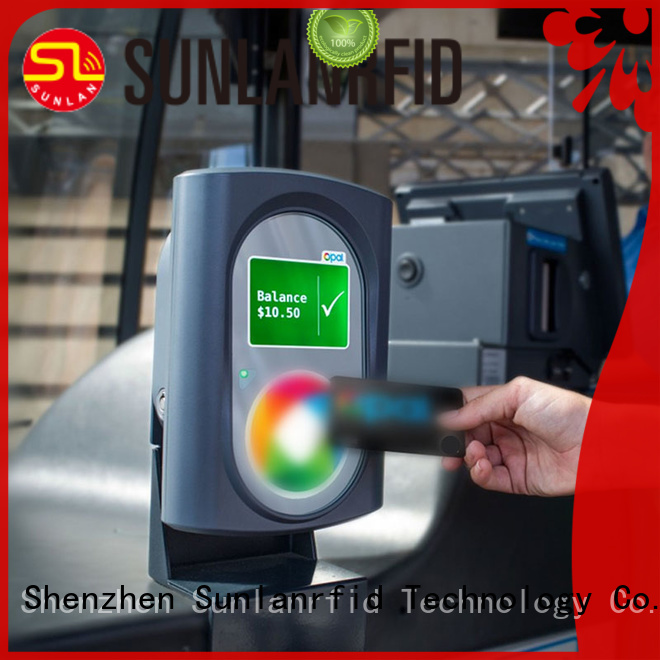 Transit Transportation Smart Card with NTAG215