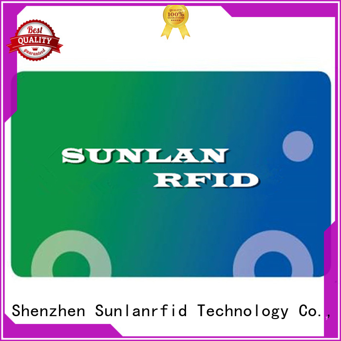 railway smart card price slix for daily life Sunlanrfid