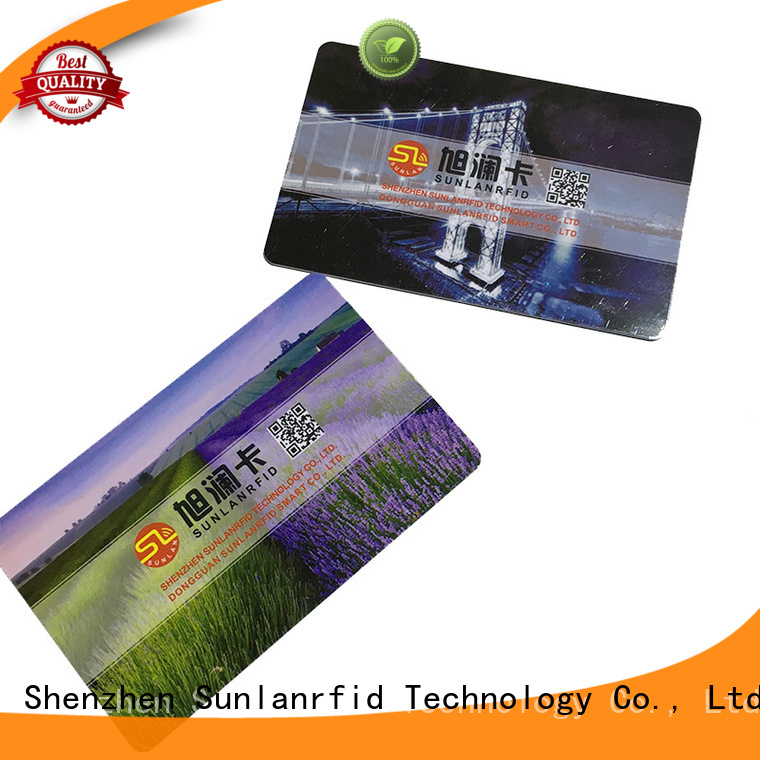 Sunlanrfid from magnetic card card shop