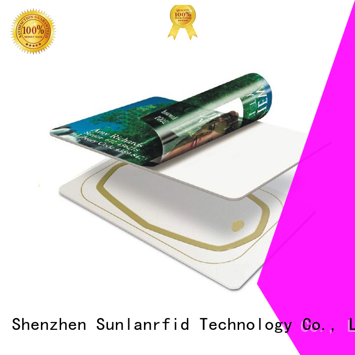 Sunlanrfid hitag lf inlay wholesale for normal Smart card