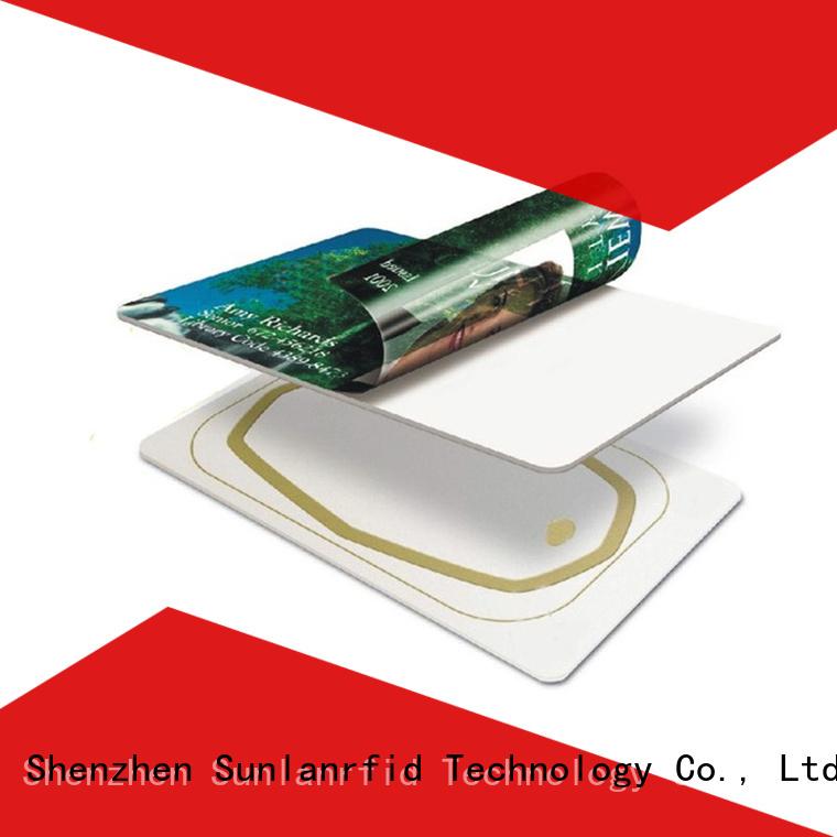 Sunlanrfid lf make rfid blocking wallet factory for daily life