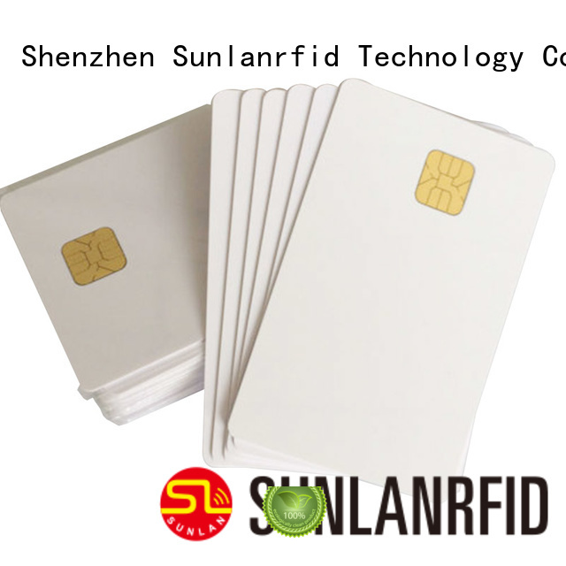 smart ic card system chip manufacturers for parking