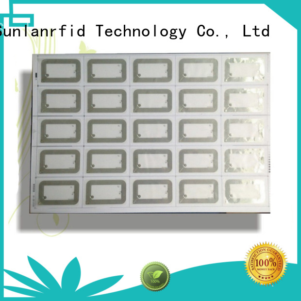 Sunlanrfid Brand prelam inlay custom antenne rfid 125 khz