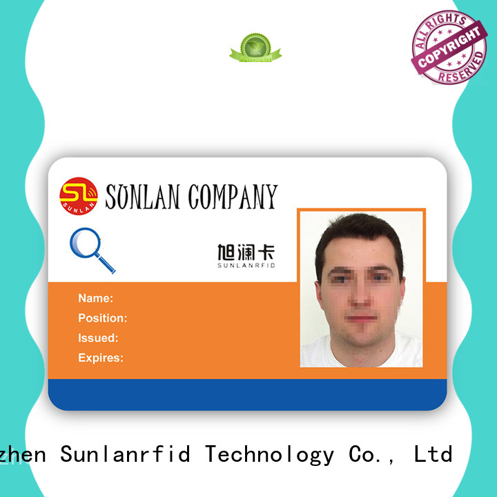 quality id card template em4450 price for time and attendance