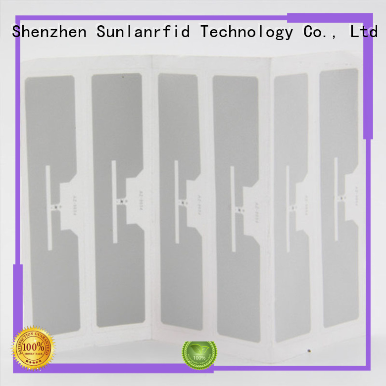 Sunlanrfid Brand sticker label nfc label