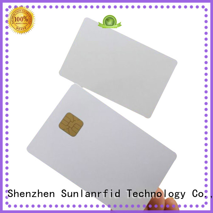contact chip card ic series for transportation