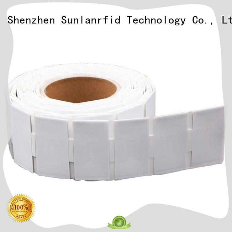 durable rfid sticker label supplier for transportation