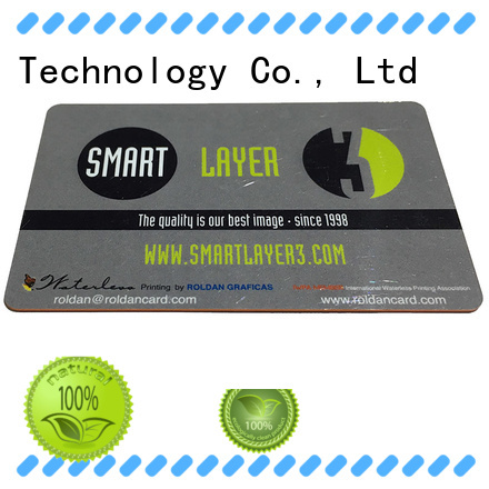Sunlanrfid durable magnetic card manufacturer for access control
