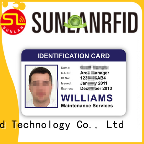 quality school id card ntag215 series for daily life